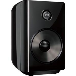 Полочная акустическая система PSB Alpha PS1 gloss black
