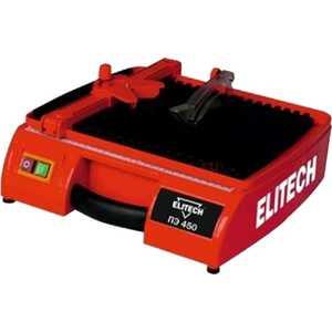 Плиткорез электрический Elitech ПЭ 450 бетоносмеситель elitech б 160