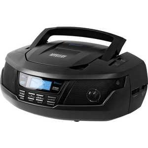 Магнитола Mystery BM-6214UB, black автомобильный телевизор mystery mtv 970 black