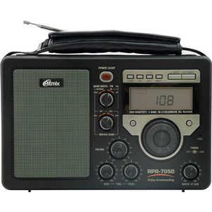 Радиоприемник Ritmix RPR-7050 black