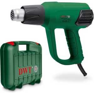Строительный фен DWT HLP20-600 K BMC перфоратор dwt bh 650 vs bmc