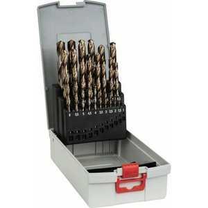 Набор сверл по металлу Bosch 1.0-13мм 25шт HSS-CO (2.608.587.018)
