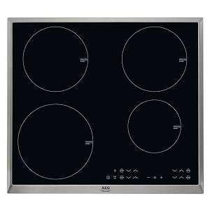 Индукционная варочная панель AEG HK 634200 XB