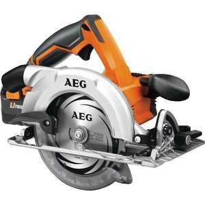 Пила дисковая аккумуляторная AEG BKS 18-0 без аккумулятора и з/у (431375)