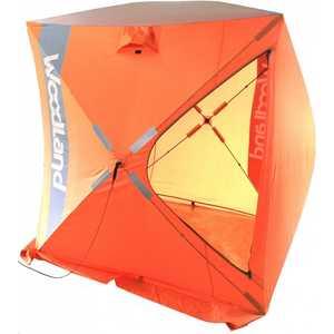 Палатка Woodland Ice fish 2, 160х160х180 см