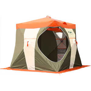 Палатка Митек Нельма куб 2 палатка торговая митек домик 2 5х1 9 разборная