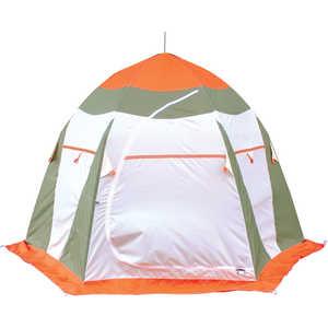 Палатка Митек Нельма люкс 3 палатка торговая митек домик 2 5х1 9 разборная