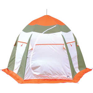 Палатка Митек Нельма люкс 3 палатка нельма куб 1 улов