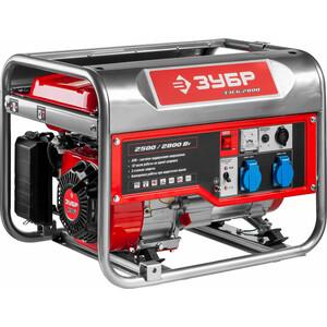 Генератор бензиновый Зубр ЗЭСБ-2800 генератор бензиновый ergomax er 2800