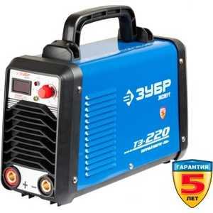 Сварочный инвертор Зубр ЗАС-Т3-220-Д транспортер т2 т3 г хмельницкий купить