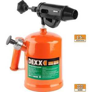 Паяльная лампа DEXX 1.5л (40657-1.5)