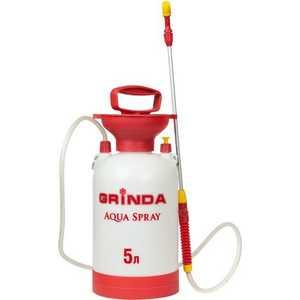 Опрыскиватель ручной Grinda 5л Aqua Spray (8-425115_z01) jmr xman 5l agricultural spray quadcopter uav spray pesticide foliar fertilizer