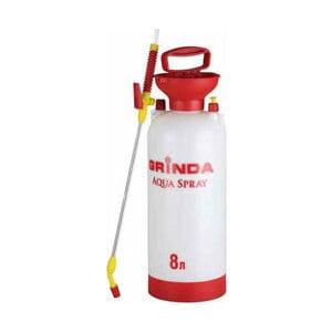 Опрыскиватель ручной Grinda 8л Aqua Spray (8-425117_z01) jmr xman 5l agricultural spray quadcopter uav spray pesticide foliar fertilizer