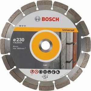 Диск алмазный Bosch 230х22.2мм 10шт Standard for Universal (2.608.603.248)