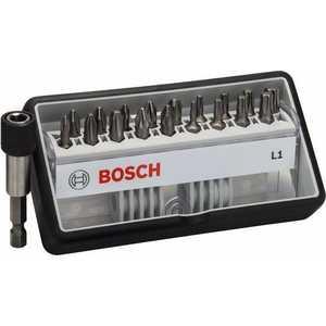 Набор бит Bosch х25мм PH/PZ/TX 18шт + держатель Extra Hart Robust Line (2.607.002.567)