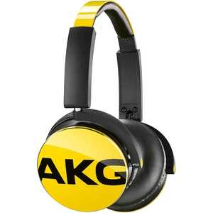 Наушники AKG Y50 yellow akg ck97cl
