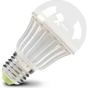 Светодиодная лампа X-flash XF-E27-BC-P-7W-3000K-220V Артикул 46218 лампочка ecomir 7w 3000k 220v e27 матовая желтый свет экв 75w 42937