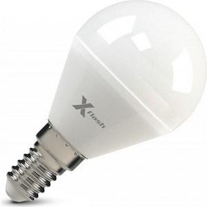 Светодиодная лампа X-flash XF-E14-P45-P-5W-3000K-12V Артикул 45914