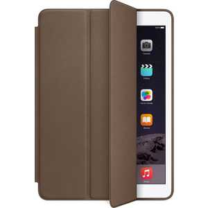 Чехол Apple iPad Air 2 Smart Case Olive Brown (MGTR2ZM/A)