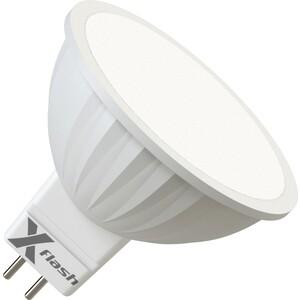 Светодиодная лампа X-flash XF-MR16-P-GU5.3-5W-4000K-220V Артикул 45013 лента для печатающего устройства puty 2 pk 45013 dymo d1 d1 45013