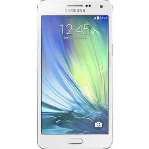 Смартфон Samsung Galaxy A3 Белый (SM-A300FZWDSER) чехол для сотового телефона takeit для samsung galaxy a3 2017 metal slim металлик