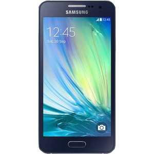 Фотография товара смартфон Samsung Galaxy A3 Черный (SM-A300FZKDSER) (390891)