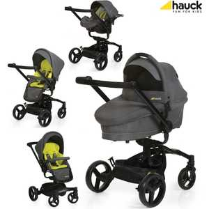 Коляска 3 в 1 Hauck Twister Trio Set Lime