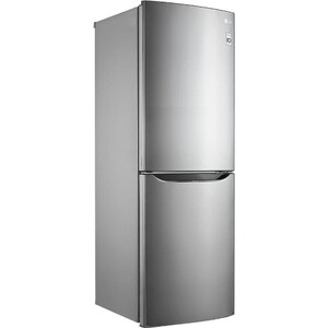 Холодильник LG GA-B379SMCA холодильник lg ga b429smcz silver