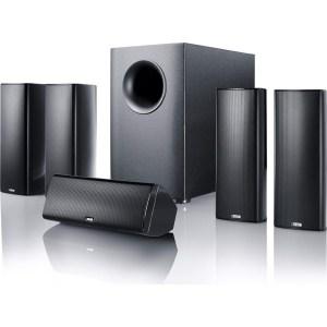 Комплект акустики Canton Movie 365 black matt комплект акустических систем canton movie 95 white