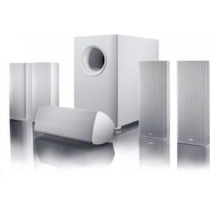 Комплект акустики Canton Movie 365 white matt комплект акустических систем canton movie 95 white