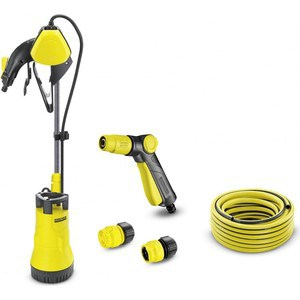 Насос бочковой Karcher BP 1 Barrel Set (1.645-465) насос karcher бытовой bp 7 home garden eco ogic