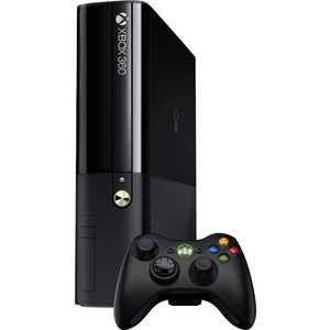 Игровая приставка Microsoft XBox 360E 500Gb + Call of Duty: Ghosts + Call of Duty: Black Ops 2