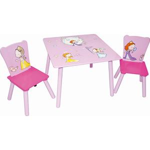Набор детской мебели стол и стулья Sweet Baby ''Duo'' (little princess)