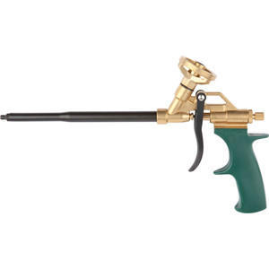 Пистолет для монтажной пены Kraftool Gold-kraft (06857) набор губцевых инструментов kraft max 3 штуки kraftool 22011 h3