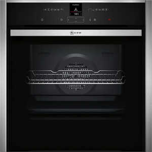 Электрический духовой шкаф NEFF B47CR22N0 цена и фото