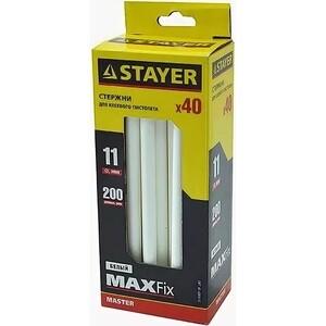Клеевые стержни Stayer 11мм 40шт (2-06821-W-S40)