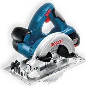 Пила дисковая аккумуляторная Bosch GKS 18 V-LI L-Boxx (0.601.66H.008)