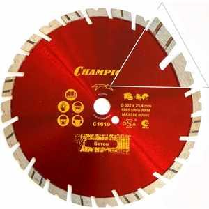 Диск алмазный Champion 300х25.4мм Fast Gripper (C1619) hally