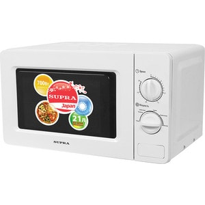 Микроволновая печь Supra MWS-2102MW цены онлайн