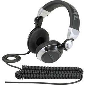 Наушники Technics RP-DJ1215E-S technics technics rp dj1215e s