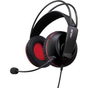 Игровые наушники Asus Cerberus (90YH0061-B1UA00)  наушники с микрофоном asus fonemate вкладыши черный [90yh00n1 b1ua00]