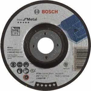 Диск отрезной Bosch 125х22.2х7.0мм Best for Metal (2.608.603.533)