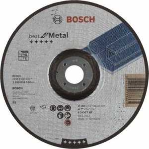 Диск отрезной Bosch 180х22.2х7.0мм Best for Metal (2.608.603.534)