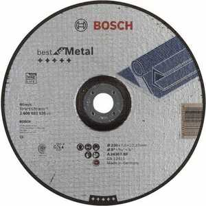 Диск отрезной Bosch 230х22.2х7.0мм Best for Metal (2.608.603.535)