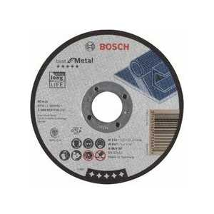 Диск отрезной Bosch 115х22.2х1.5мм Best for Metal Rapido (2.608.603.516)