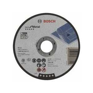Диск отрезной Bosch 125х22.2х1.5мм Best for Metal Rapido (2.608.603.518)
