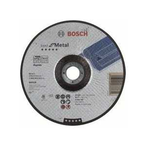 Диск отрезной Bosch 180х22.2х1.6мм Best for Metal Rapido (2.608.603.521)