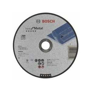 Диск отрезной Bosch 180х22.2х2.5мм Best for Metal (2.608.603.528)