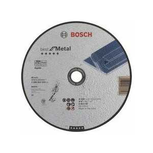 Диск отрезной Bosch 230х22.2х1.9мм Best for Metal Rapido (2.608.603.522)