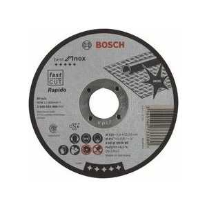 Диск отрезной Bosch 115х22.2х0.8мм Best for Inox Rapido (2.608.603.486)